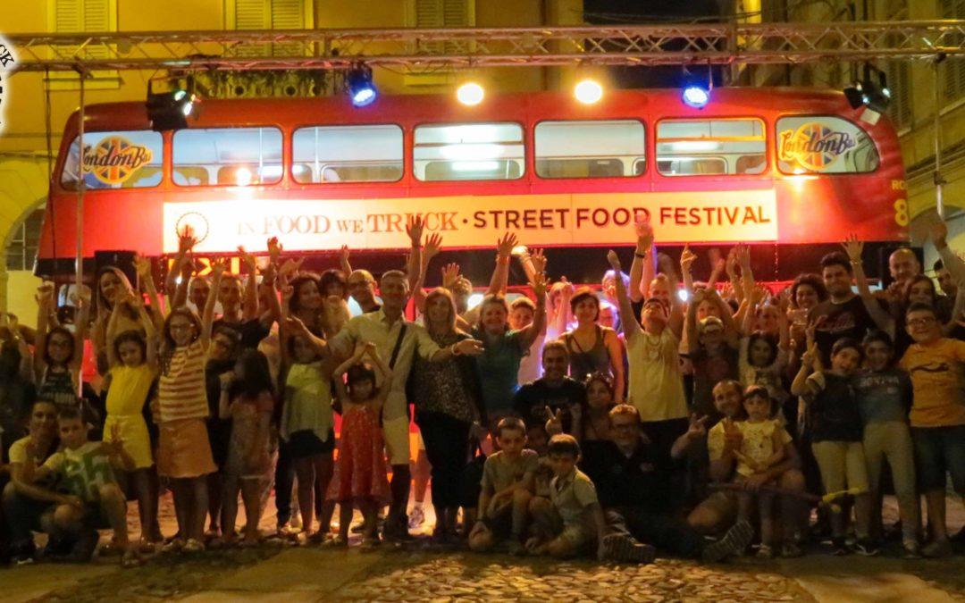 Rocket-Truck per IN FOOD WE TRUCK A Reggiolo