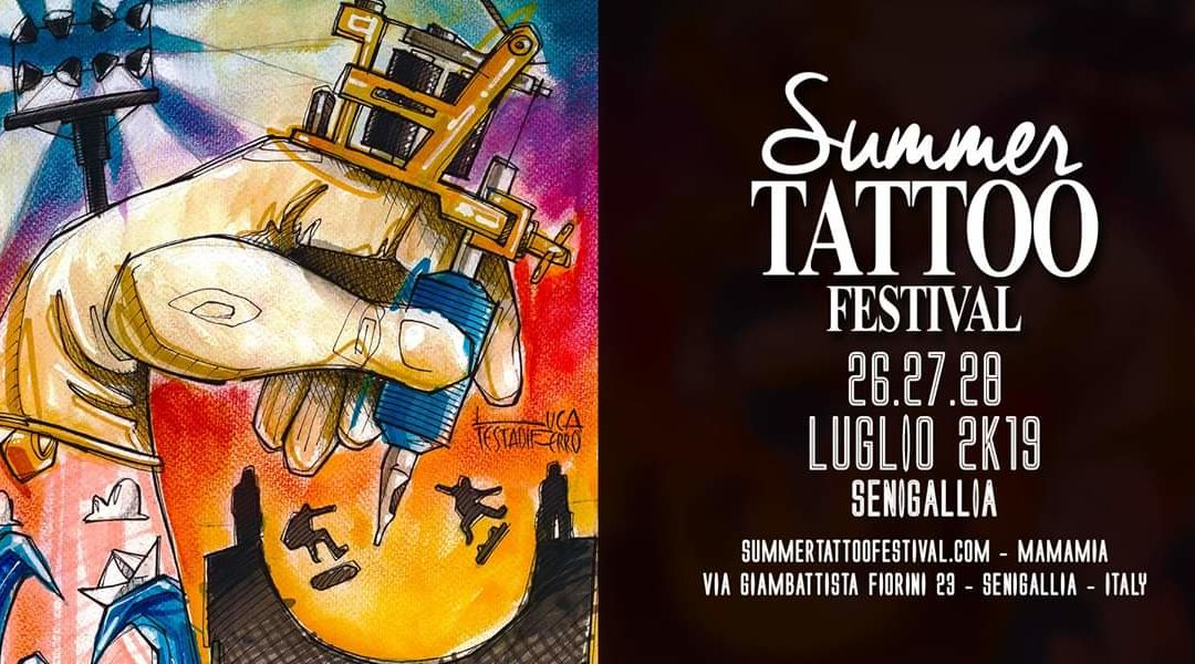 Rocket Truck al Summer Tattoo Festival 2019