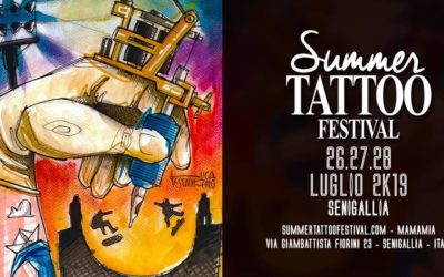 Rocket Truck al Summer Tattoo Festival 2019