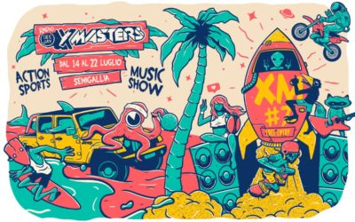 Rocket Truck ai Deejay Xmasters 2018