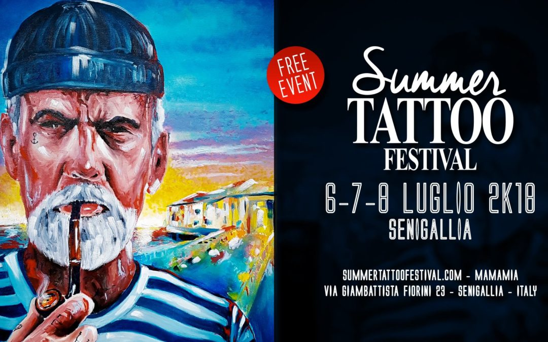 Rocket Truck al Summer Tattoo Festival 2018