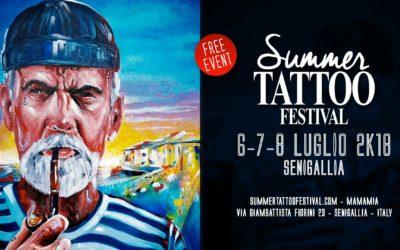 Rocket Truck al Summer Tattoo Festival 2018